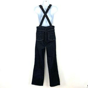 Marc By Marc Jacobs Jeans - Marc By Marc Jacobs Denim Overalls 4 Dark Blue